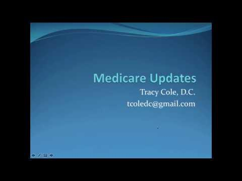 CalChiro Brown Bag Webinar Part 1: Proper Medicare Documentation